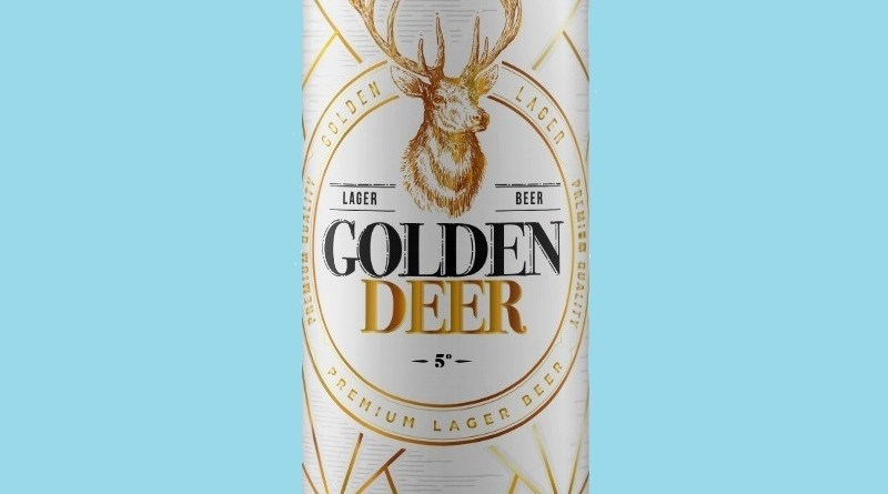 Santa Rita lanza la cerveza Golden Deer en Chile