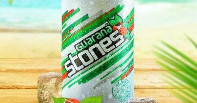 Guaraná Stones