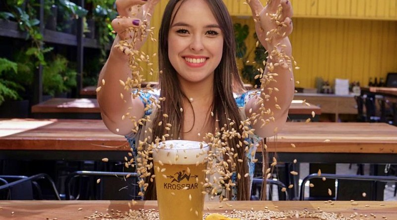 cerveza experimental Kross Wit