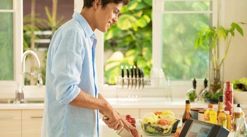 LG cocina inteligente WK9