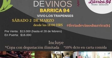 Feria de Vinos Barrica 94