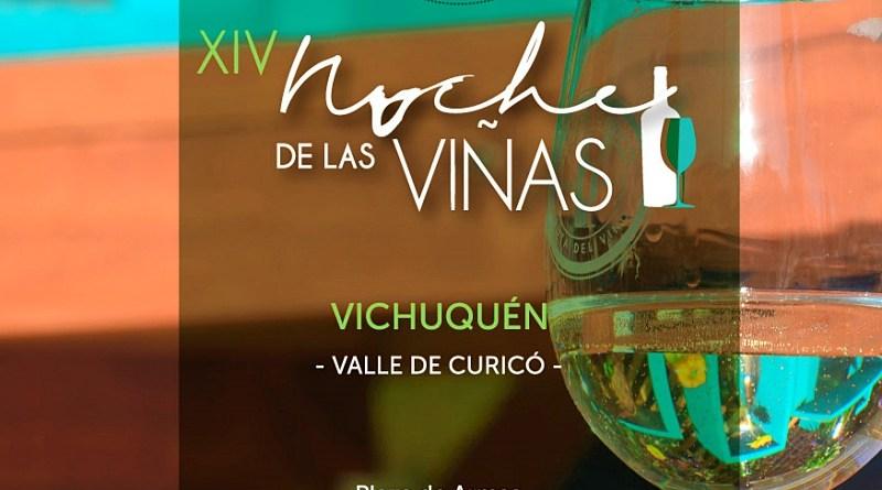 Noche de viñas en Vichuquén