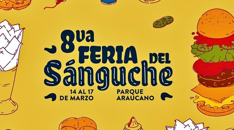 Feria del sánguche 2019