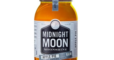 Midnight Moon Apple Pie