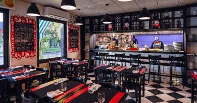 Café San Juan al almuerzo