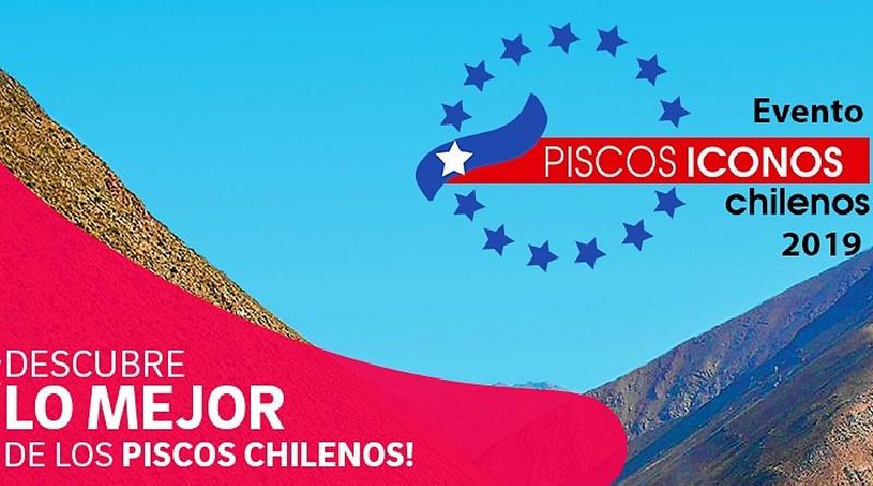 Piscos íconos chilenos
