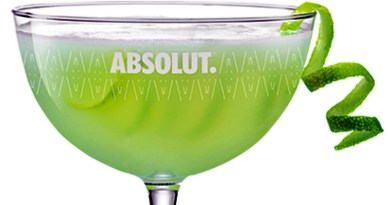 Absolut Lime Light
