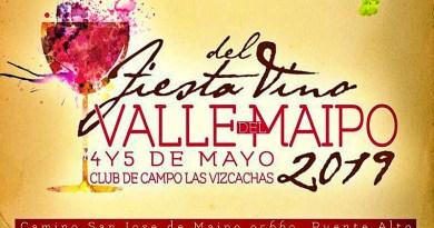 Fiesta del Vino Valle del Maipo