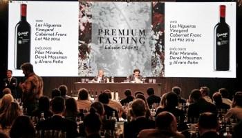 Premium Tasting Santiago