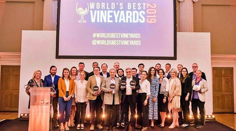Chile destaca en ranking World's Best Vineyards