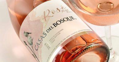 Cosecha 2019 de Rosé Pinot Noir Casas del Bosque