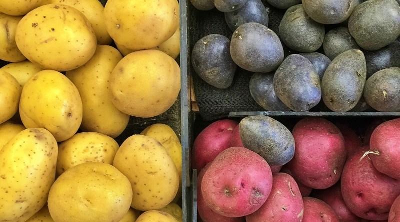 El consumo de papas tiene muchos beneficios para la salud