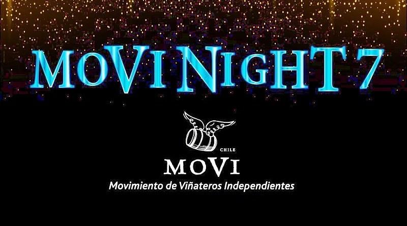 MOVI Night 7 es la fiesta anual de los viñateros independientes