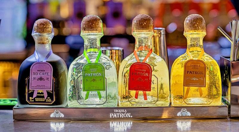 El tequila Patrón fue relanzado en Chile durante la pasada noche de Halloween