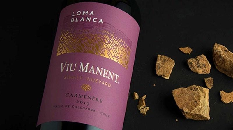 El Carmenere Single Vineyard Loma Blanca es lo más nuevo de la viña Viu Manent
