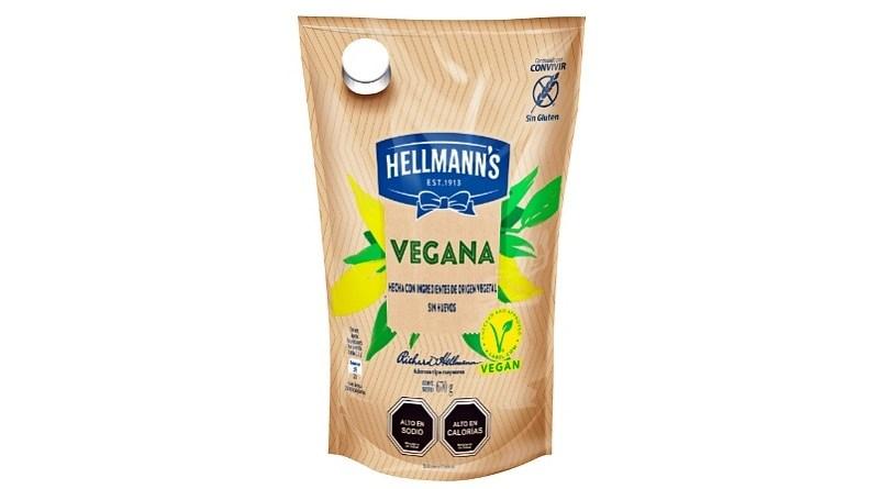 La nueva mayonesa Hellmann´s recibió la certificación internacional V-Label