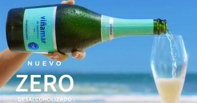 Zero es el nuevo espumante que acaba de lanzar la bodega Viñamar