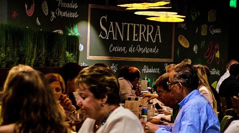 Santerra se llama el nuevo buffet que acaba de inaugurar Enjoy en Viña del Mar