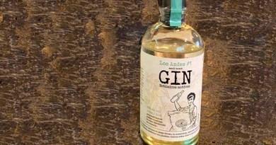 Destilados Quintal lanzó recientemente su gin hecho 100% en Chile