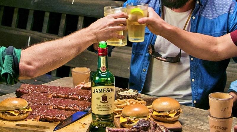 El whiskey irlandés Jameson está organizando un concurso para maridar comida y whiskey