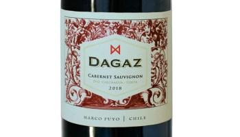 Marco Puyó, enólogo y socio de viña Dagaz, presentó en línea hace unos días al nuevo integrante de esa familia de vinos