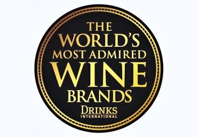 Seis marcas chilenas están incluidas en el ranking top 50 de las marcas de vino más admiradas del mundo 2020 presentado por la revista Drink International