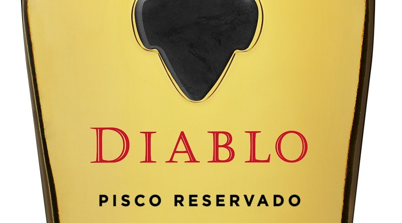 Viña Concha y Toro presenta Pisco Diablo Reservado 40º, el nuevo integrante de esta familia de destilados proveniente 100% del Valle del Elqui