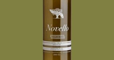 Viña TerraMater nos invita a darle un giro a nuestras comidas con una nueva añada de Novello, su aceite de oliva extra virgen