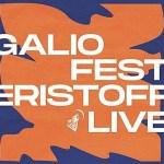 """Eristoff te invita a la tercera fecha del festival """"Eristoff Live"""", que contará con la participación de Polimá Westcoast y Gianluca"""