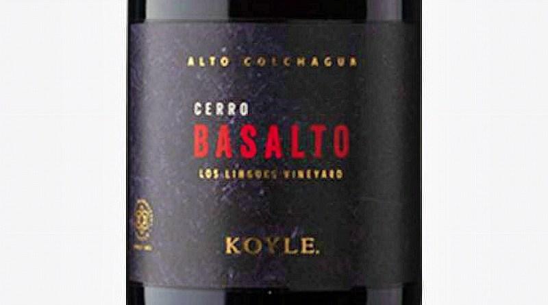 Un vino 100% Garnacha 2018 es el nuevo integrante que acaba de sumar Viña Koyle a su línea Cerro Basalto