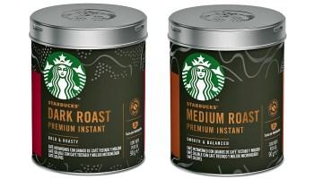A partir de ahora, el sabor de Starbucks se prepara y disfruta en casa con la nueva línea Premium Instant Coffee de Nestlé
