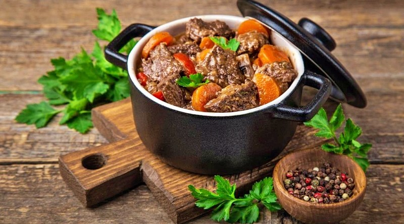 Los cortes de carne son la base de clásicas y económicas recetas como el estofado, la cazuela o la carne a la cacerola.