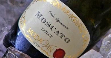 Dolce Moscato es la nueva variedad que se acaba de sumarse a la línea de espumantes italianos Modavin, elaborados en Lombardía.