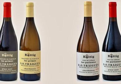 Vinos Baettig es la reciente marca que se une a Grandes Terruños, el área de distribución de la viña Miguel Torres Chile.