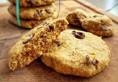 Para estos días de invierno no hay nada mejor que comer algo rico, dulce y calientito, como son las galletas con mantequilla de maní caseras.