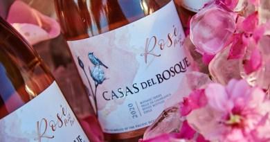 La nueva cosecha 2020 del Rosé Pinot Noir -que acaba de presentar viña Casa del Bosque- proviene del Valle de Casablanca.