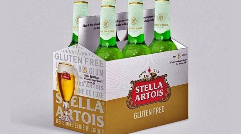 La marca belga Stella Artois presenta una nueva cerveza libre de gluten pensada en aquellas personas que padecen problemas celíacos