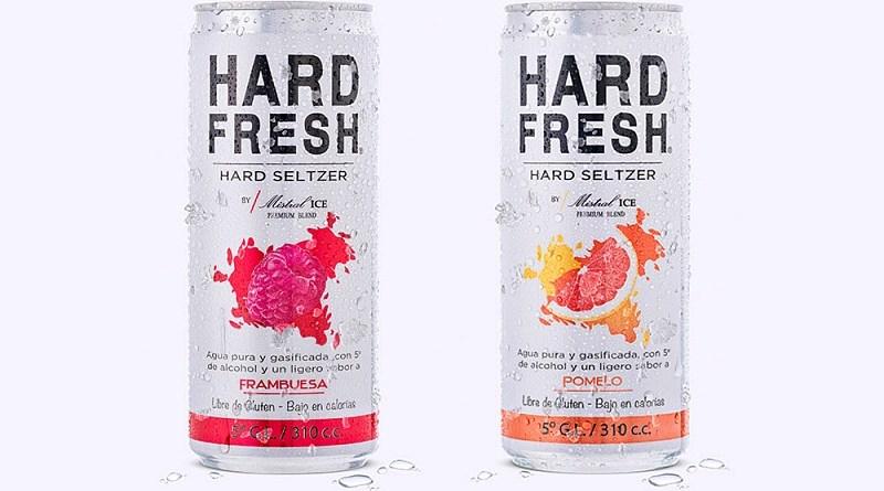 Mistral Ice acaba de lanzar en Chile Hard Fresh, un cóctel listo para tomar y que es la última tendencia en el mercado de bebidas alcohólicas de EEUU. Se trata del primer Hard Seltzer de Chile