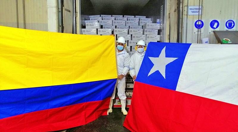 La empresa exportadora de carne bovina sudamericana, Athena Foods, envió su primer contenedor de carne colombiana a Chile hace algunos días.