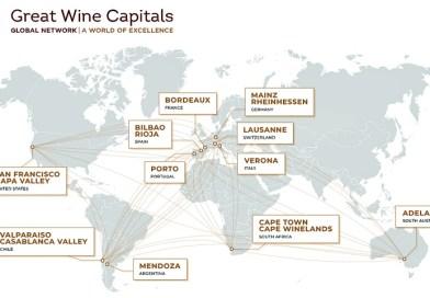 A principios de esta semana se lanzó una nueva versión del sitio web internacional de la red mundial Great Wine Capitals.
