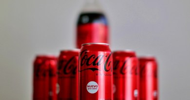 """La nueva receta de Coca-Cola sin azúcar ya desembarcó en nuestro país, acompañada del lema """"Nuevo Gran Sabor""""."""