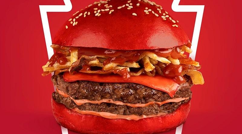 Como una forma de celebrar el Día Internacional de la Hamburguesa (28 de mayo), Heinz lanzó en Chile su Kétchup Burger.