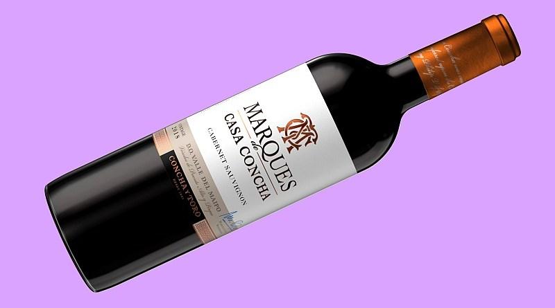 Marqués de Casa Concha, una de las marcas más antiguas de Concha y Toro, estrena nueva imagen después de más de 40 años.
