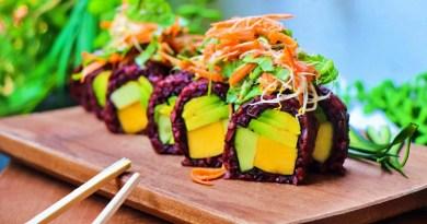 Primal Foods, la primera cadena de comida vegana de Chile, presenta VGN Sushi, su propuesta gastronómica 100% plant-based o vegana.