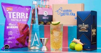 El primer servicio de coctelería a domicilio de Chile se llama Courier la Coctelera, el cual propone esta temporada de invierno el mejor panorama para celebrar en casa.