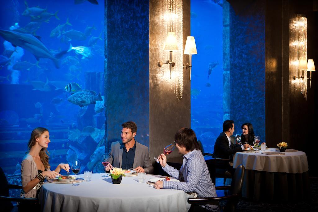 Atlantis Underwater Suites