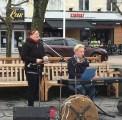 My och Maria Dahl sjöng för oss