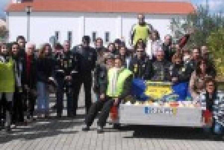 3.º Passeio Solidário à AFATI (Foros do Arrão)