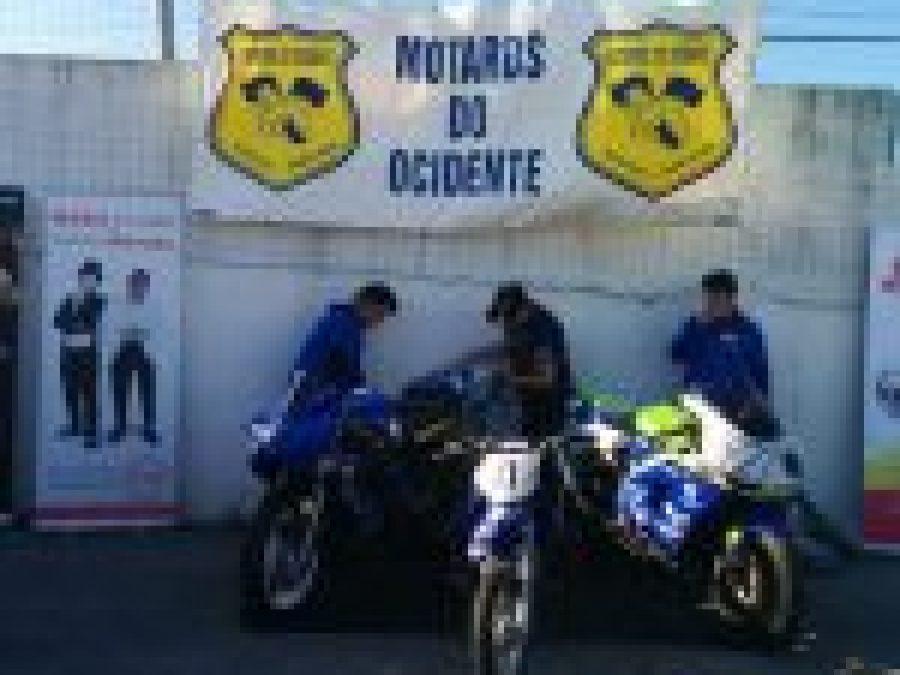 Apresentação Team Motards Ocidente