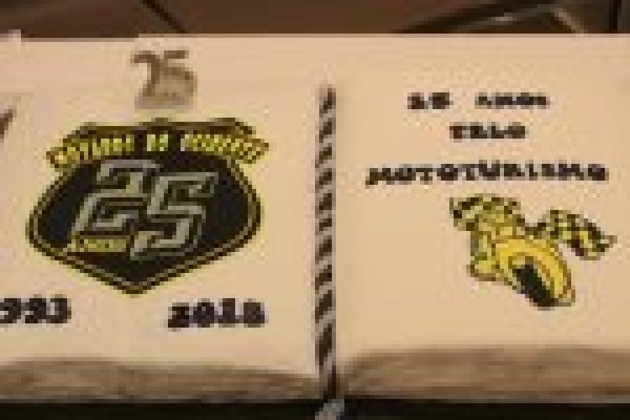 25. º Aniversário Motards do Ocidente
